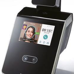 FaceStation2 con detección de temperatura